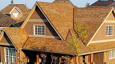 New Cedar Roofing